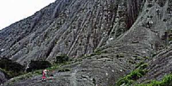 Escalandoa Pedra Riscada-Foto:Luciano Correa Tijo�