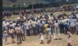 São José do Goiabal - Primeira Cavalgada de Goiabal - , Por josé Maria Marques (Copasa )