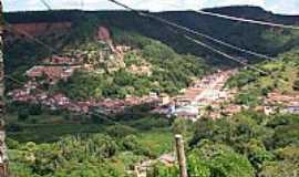 São José do Jacuri - São José do Jacurí-MG-Vista aérea da cidade-Foto:german brancolini