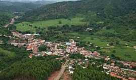 São José do Jacuri - São José do Jacurí-MG-Vista aérea da cidade-Foto:vicfarma