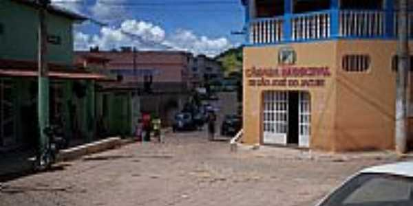 São José do Jacurí-MG-Prédio da Câmara Municipal-Foto:german brancolini