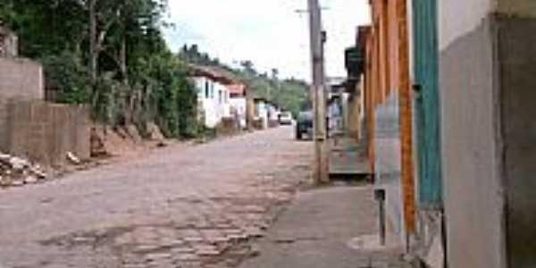 São José do Jacurí-MG-Rua São Geraldo-Foto:Elder matos