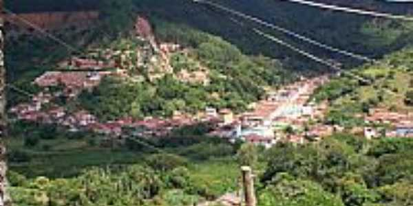 São José do Jacurí-MG-Vista aérea da cidade-Foto:german brancolini