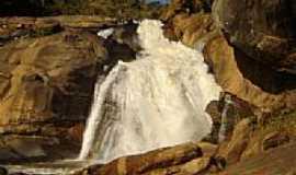 São José do Mantimento - Cachoeira do Areião-Foto:cristiano dos reis