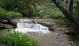 São José dos Lopes - Cachoeira Córrego da Barra em São José dos Lopes-2-Foto:Marcio Lucinda