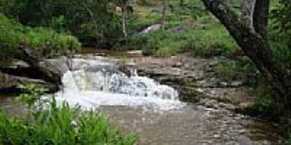 Cachoeira Córrego da Barra em São José dos Lopes-2-Foto:Marcio Lucinda