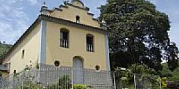 Igreja em São José dos Lopes-Foto:Marcio Lucinda