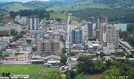 São Lourenço - São Lourenço-MG-Vista aérea da cidade-Foto:Josue Marinho