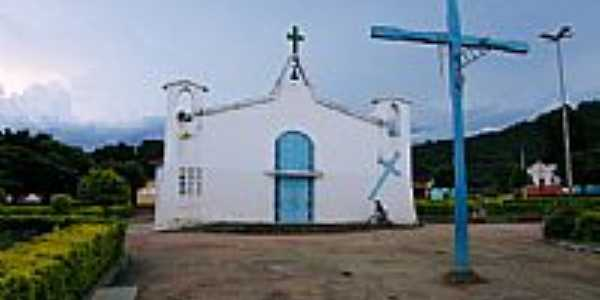 Igreja de Sant´Ana em São Pedro da Garça-Foto:Raphael Castro Mota