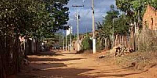 Rua Divino Espírito Santo-Foto:gilson31