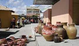 Bandiaçu - Bandiaçu-BA-Artesanato no centro da cidade-Foto:PRFRAGOSO