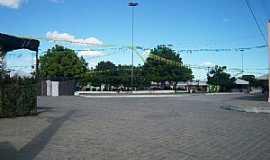 Bandiaçu - Bandiaçu-BA-Praça central-Foto:Joquinha Bandiaçu