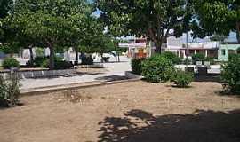 Bandiaçu - Bandiaçu-BA-Praça da Matriz-Foto:Joquinha Bandiaçu
