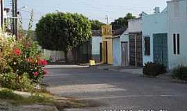Bandiaçu - Bandiaçu-BA-Rua do bar do Gordo-Foto:Joquinha Bandiaçu