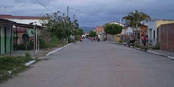 Bandiaçu-BA-Rua do Coité-Foto:Joquinha Bandiaçu