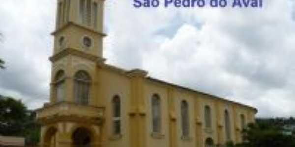 Igreja de São Pedro, Por Olga Simões
