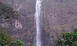 São Roque de Minas - São Roque de Minas-MG-Cachoeira Casca D´Anta-Serra da Canastra-Foto:Antonio Andrade