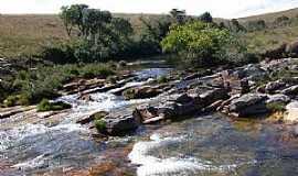 São Roque de Minas - São Roque de Minas-MG-Corredeira no Parque Nacional da Serra da Canastra-Foto:Prof. Dr. Ivan Andrade