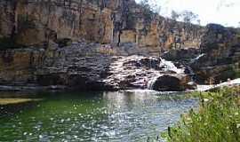 São Roque de Minas - São Roque de Minas-MG-Paraiso Perdido-Cachoeira-Foto:moises_junio