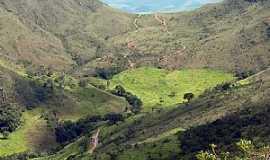 São Roque de Minas - São Roque de Minas-MG-Vista da Serra da Canastra-Foto:Silvia Schumacher