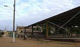 São Sebastião da Barra - Escola Estadual Durval Madalena em São Sebastião da Barra-Foto:Gustavo Sturzenecker…