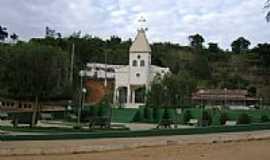 São Sebastião da Barra - Igreja de São Sebastião da Barra-Foto:Gustavo Sturzenecker…