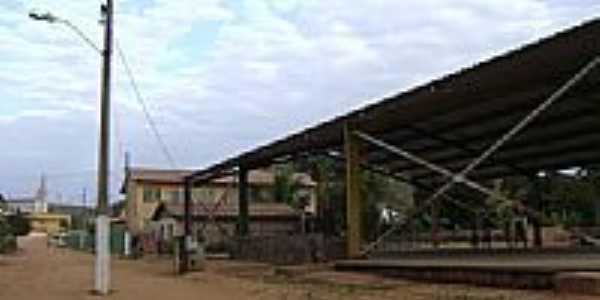 Escola Estadual Durval Madalena em São Sebastião da Barra-Foto:Gustavo Sturzenecker…