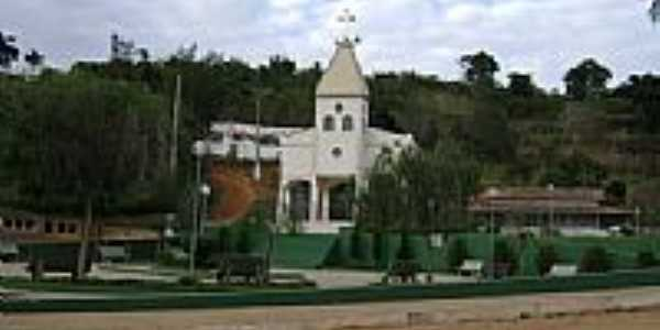 Igreja de São Sebastião da Barra-Foto:Gustavo Sturzenecker…
