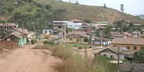 Vista do Distrito de São Sebastião da Barra-Foto:Gustavo Sturzenecker…