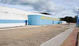 Banzaê - Estádio Municipal de Banzaê-BA-Foto:Gláucio Almeida