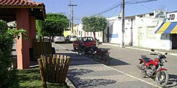 Banzaê-BA-Centro da cidade-Foto:Gláucio Almeida