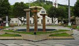 São Sebastião da Vala - Praça-Foto:Fábio M. Soares.