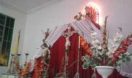São Sebastião da Vitória - igreja são sebastião, Por TATIANE