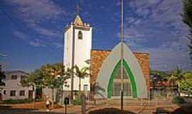 São Sebastião da Vitória - Igreja de São Sebastião-Foto:André Luís Vieira