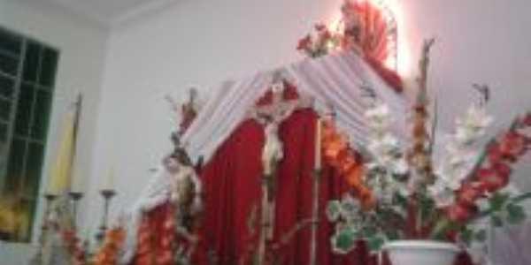 igreja são sebastião, Por TATIANE