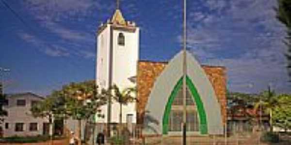 Igreja de São Sebastião-Foto:André Luís Vieira