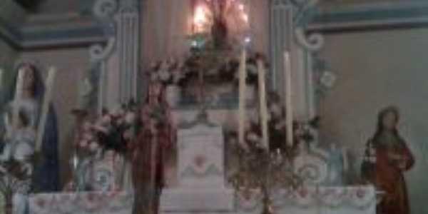 igreja antiga, Por TATIANE