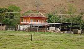 São Sebastião do Baixio - Vista parcial do Sítio Bela Vista em São Sebastião do Baixio-Foto:mac frair