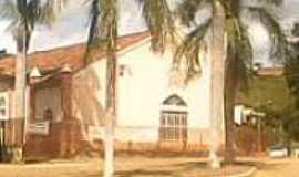 São Sebastião do Bugre - São Sebastião do Bugre-MG-Igreja Católica-Foto:gilbertovs