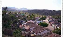 Baraúnas - Baraúnas-BA-Vista do Povoado-Foto:Geraldo Pereira