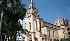 São Sebastião do Paraíso - Matriz de São Sebastião-Foto:Vicente A. Queiroz