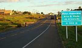 S�o Sebasti�o do Para�so - Rodovia BR-491 ao lado da cidade