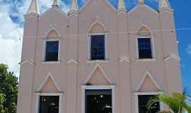 Barcelos do Sul - Barcelos do Sul-BA-Igreja de N.Sra.das Candeias-Foto:camamunoticias.com