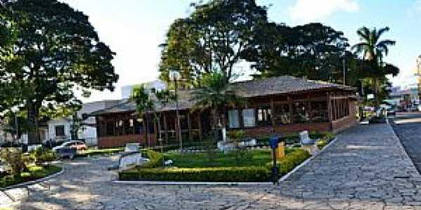 Imagens da cidade de São Tiago - MG