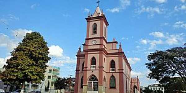 Imagens da cidade de São Tiago - MG Foto Marcelo Melo