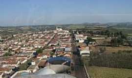 São Tomás de Aquino - São Tomás de Aquino-MG-Vista aérea da cidade-Foto:Marcelo Pimenta