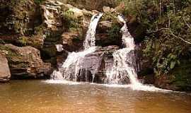 São Thomé das Letras - São Thomé das Letras-MG-Cachoeira da Eubiose-Foto:Detog