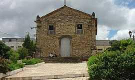São Thomé das Letras - São Thomé das Letras-MG-Igreja de N.Sra.do Rosário,conhecida como Igreja de Pedra-Foto:Edgard Thomas