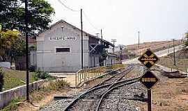 São Vicente de Minas - Antiga Estação Ferroviária