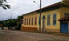 São Vicente de Minas - Casarões antigos em São Vicente de Minas-MG-Foto:André Luís Vieira